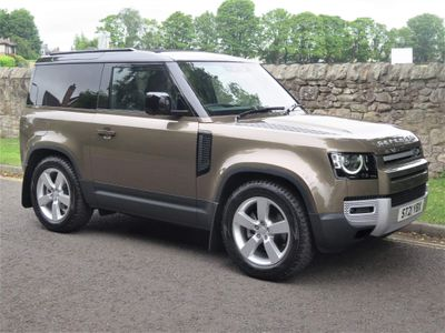 Land Rover Defender 90 SUV 3.0 D250 MHEV First Edition Auto 4WD (s/s) 3dr
