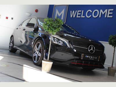 Mercedes-Benz A Class Hatchback 2.0 A250 AMG (s/s) 5dr