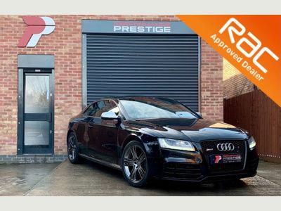 Audi RS5 Coupe 4.2 FSI S Tronic quattro 2dr