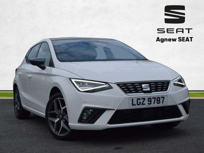 SEAT IBIZA Hatchback 1.0 TSI XCELLENCE (s/s) 5dr GPF