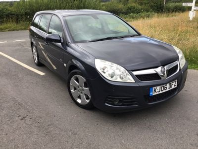 Vauxhall Vectra Estate 2.8 i Turbo V6 24v Elite 5dr