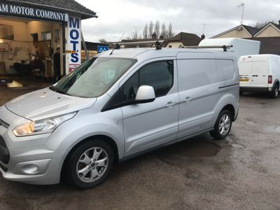 Ford Transit Connect Panel Van 1.5 TDCi 240 L2 Limited 5dr