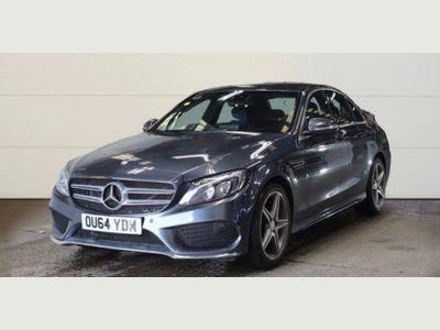 Mercedes-Benz C Class Saloon 2.1 C220 CDI BlueTEC AMG Line (s/s) 4dr