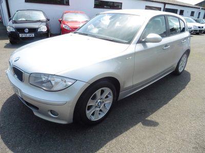 BMW 1 Series Hatchback 2.0 118d SE 5dr