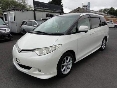 Toyota Estima MPV G EDITION BEAUTIFUL FRESH IMPORT