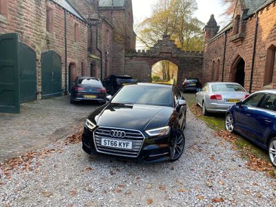 Audi S3 Saloon 2.0 TFSI quattro (s/s) 4dr