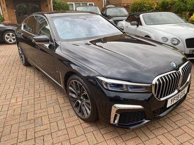 BMW 7 Series Saloon 3.0 740i M Sport Auto (s/s) 4dr