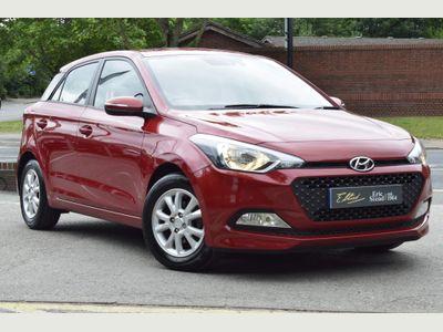Hyundai i20 Hatchback 1.2 Blue Drive SE (s/s) 5dr