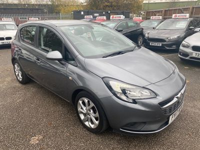 Vauxhall Corsa Hatchback 1.3 CDTi ecoFLEX Energy (s/s) 5dr (a/c)