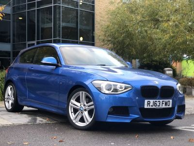 BMW 1 Series Hatchback 1.6 118i M Sport Sports Hatch (s/s) 3dr