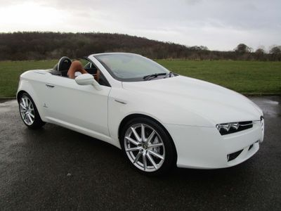 Alfa Romeo Spider Convertible 2.2 JTS Limited Edition 2dr