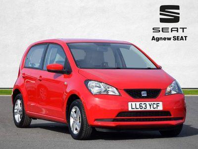 SEAT Mii Hatchback 1.0 12v Toca 5dr