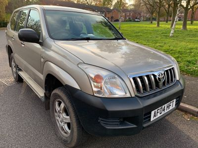 Toyota Land Cruiser SUV 3.0 D-4D LC2 5dr
