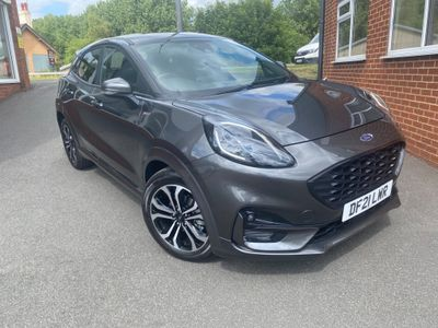 Ford Puma SUV 1.0T EcoBoost ST-Line DCT (s/s) 5dr
