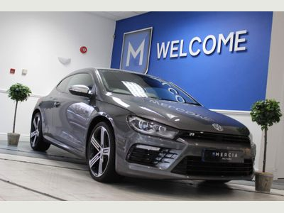 Volkswagen Scirocco Coupe 2.0 TSI R Hatchback DSG 3dr