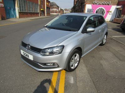 Volkswagen Polo Hatchback 1.2 TSI BlueMotion Tech Match Edition DSG (s/s) 3dr