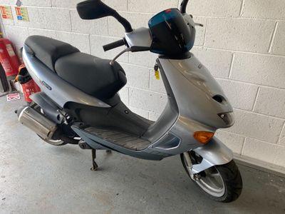 Aprilia SR Scooter 125 A/C