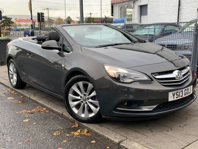 Vauxhall Cascada Convertible 1.4T Elite (s/s) 2dr