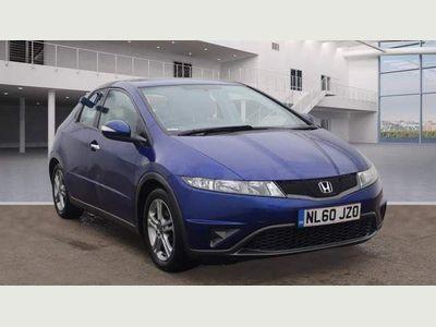 Honda Civic Hatchback 1.4 i-VTEC SE i-Shift 5dr