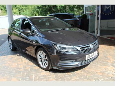 Vauxhall Astra Hatchback 1.4i Turbo Tech Line 5dr