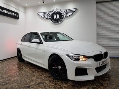 BMW 3 Series Saloon 2.0 320d ED BluePerformance EfficientDynamics Business (s/s) 4dr