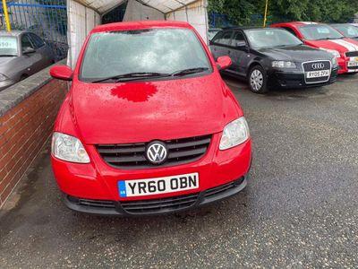 Volkswagen Fox Hatchback 1.2 6V Urban Fox 3dr