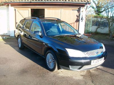 Ford Mondeo Estate 2.0 TDCi SIV LX 5dr