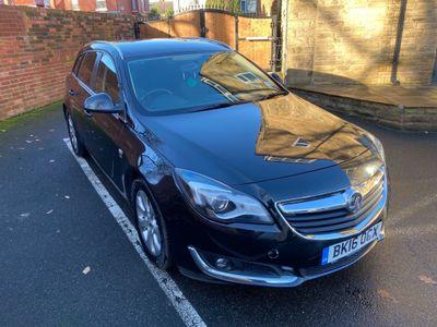 Vauxhall Insignia Estate 1.6 CDTi ecoFLEX SRi Nav Sport Tourer (s/s) 5dr
