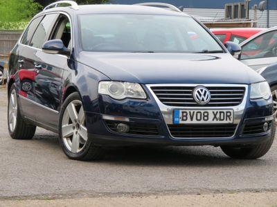 Volkswagen Passat Estate 2.0 TDI SEL DSG 5dr