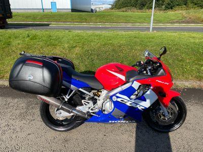 Honda CBR600F Sports Tourer 600 F-1
