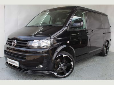 Volkswagen Transporter Van Conversion 2.0 BiTDI T28 Highline Panel Van 4dr Diesel Manual (SWB) (205 g/km, 178 bhp)