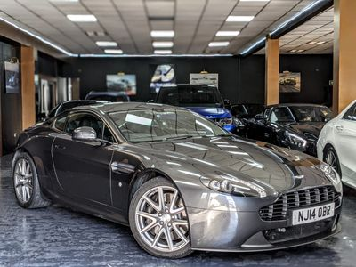 Aston Martin Vantage Coupe 4.7 V8 2dr (EU5)