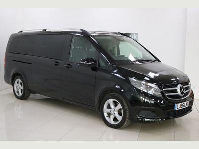 Mercedes-Benz V Class MPV 2.2 V250d SE G-Tronic+ XLWB EU6 (s/s) 5dr 8 Seat XLWB