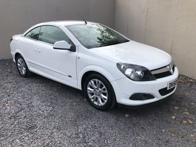 Vauxhall Astra Convertible 1.6 i Sport Twin Top 2dr