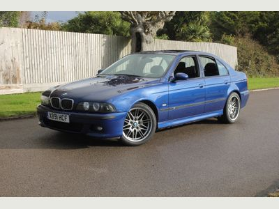 BMW M5 Saloon 4.9 4dr