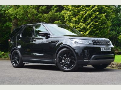 Land Rover Discovery SUV 3.0 SD V6 SE Auto 4WD (s/s) 5dr