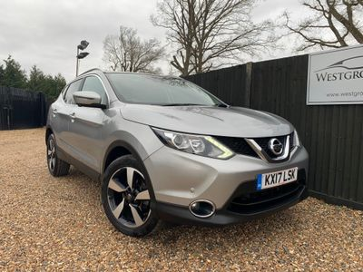 Nissan Qashqai SUV 1.2 DIG-T N-Connecta (Comfort Pack) 5dr