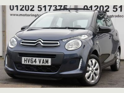 Citroen C1 Convertible 1.0 VTi Feel Airscape 5dr (EU5)