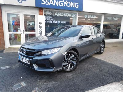 Honda Civic Hatchback 1.0 VTEC Turbo SE (s/s) 5dr