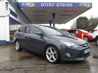 Ford Focus Estate 1.6 SCTi EcoBoost Titanium 5dr