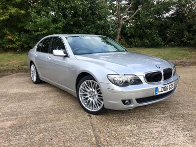 BMW 7 Series Saloon 4.0 740i 4dr
