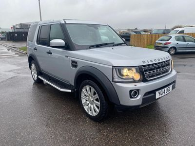 Land Rover Discovery 4 SUV 3.0 SD V6 XS Panel Van 5dr