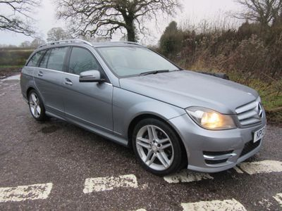 Mercedes-Benz C Class Estate 2.1 C220 CDI AMG Sport 5dr