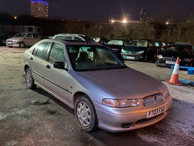 Rover 400 Hatchback 1.4 414 16v 5dr