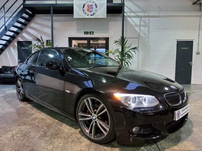 BMW 3 Series Convertible 3.0 325d Sport Plus Edition Auto 2dr