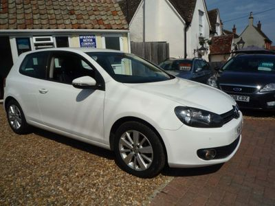 Volkswagen Golf Hatchback 2.0 TDI Match 3dr