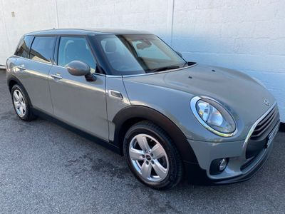 MINI Clubman Estate 1.5 One City D Steptronic (s/s) 6dr