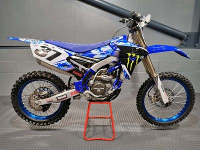 Yamaha YZ250 Motocrosser 250 F