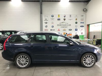 Volvo V50 Estate 2.0 SE Lux 5dr