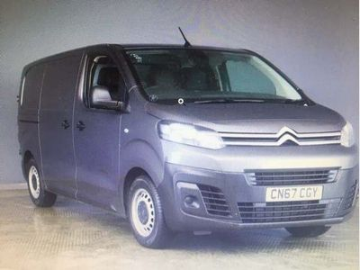 Citroen Dispatch Panel Van 1.6 BlueHDi 1000 Enterprise M SWB EU6 6dr